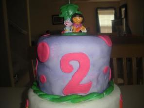 Dora Cake 5